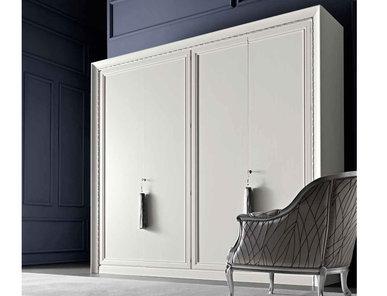 Итальянский шкаф 4-дверный GIUSY фабрики CORTEZARI