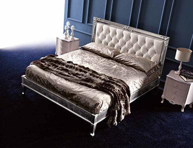 Итальянская кровать CLARA фабрики CORTEZARI