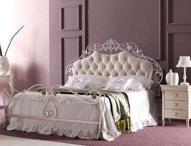 Итальянская кровать OLIMPIA фабрики CORTEZARI