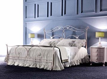 Итальянская кровать CAMELOT фабрики CORTEZARI