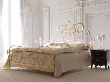 Итальянская кровать ANASTASIA фабрики CORTEZARI