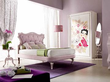Итальянская детская спальня GIUSY-SOFT фабрики CORTEZARI
