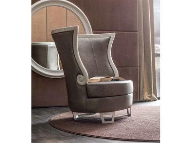 Итальянское кресло GAUDI фабрики CORTEZARI