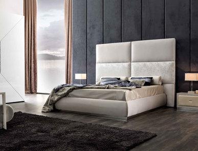 Итальянская кровать THARA фабрики CORTEZARI