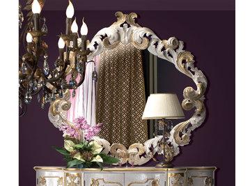 Итальянское зеркало 1037 фабрики STILE LEGNO