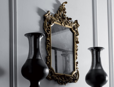 Итальянское зеркало 1074 фабрики STILE LEGNO