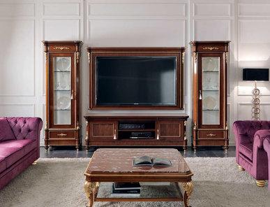 Итальянская мебель для ТВ 2805 фабрики CEPPI
