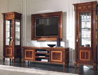 Итальянская мебель для ТВ 2746 фабрики CEPPI