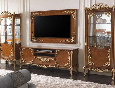 Итальянская мебель для ТВ 3040 фабрики CEPPI