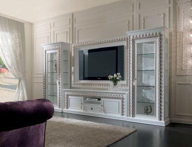 Итальянская мебель для ТВ 2626 фабрики CEPPI