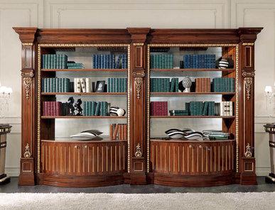 Итальянский книжный шкаф 2863 фабрики CEPPI