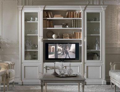 Итальянский книжный шкаф 2650 фабрики CEPPI