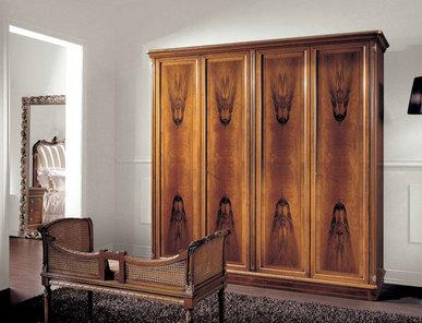 Итальянский шкаф 4-х дверный 2343 фабрики CEPPI