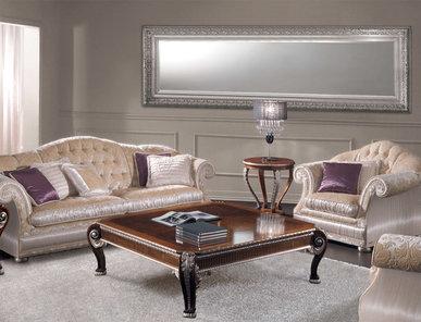 Итальянская мягкая мебель Embassy фабрики CEPPI