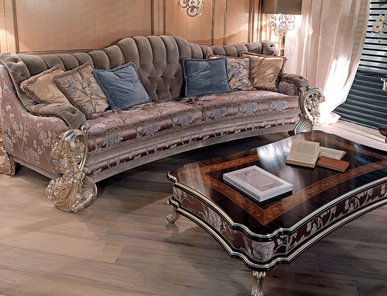 Итальянская мягкая мебель Pashà фабрики CEPPI