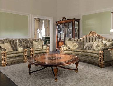 Итальянская мягкая мебель 2899 фабрики CEPPI