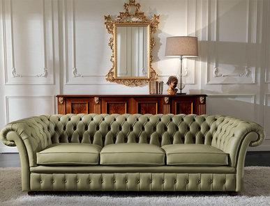 Итальянская мягкая мебель Chester фабрики CEPPI