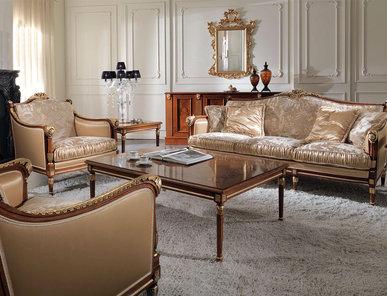 Итальянская мягкая мебель Aurora фабрики CEPPI