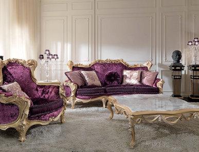 Итальянская мягкая мебель King фабрики CEPPI