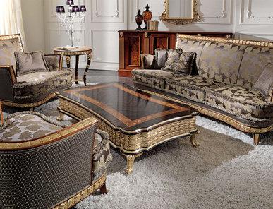 Итальянская мягкая мебель Florence фабрики CEPPI