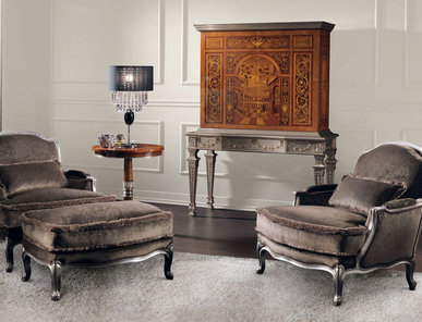 Итальянское кресло Sofia фабрики CEPPI