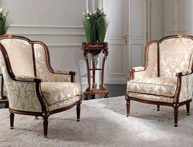 Итальянское кресло Leila фабрики CEPPI