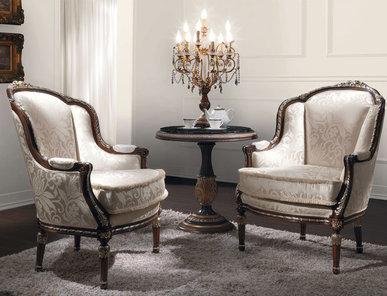 Итальянское кресло Princess фабрики CEPPI