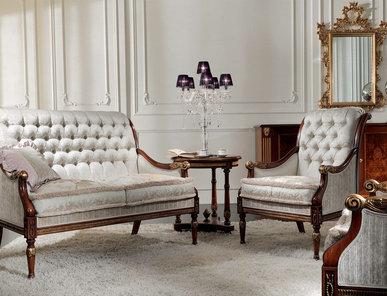 Итальянская мягкая мебель Alicante фабрики CEPPI