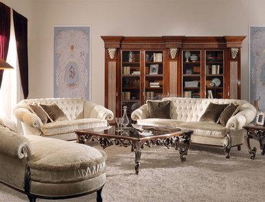 Итальянская мягкая мебель Astra фабрики CEPPI
