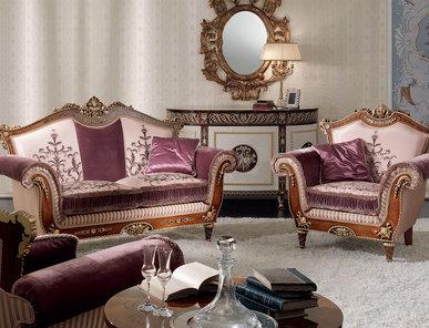 Итальянская мягкая мебель Richmond фабрики CEPPI