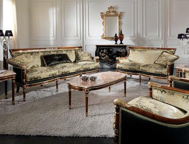 Итальянская мягкая мебель Aramis фабрики CEPPI