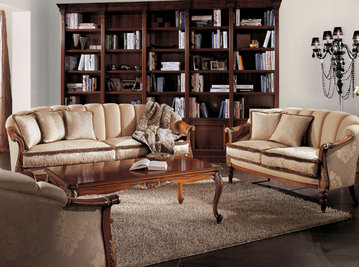 Итальянская мягкая мебель Rosalie фабрики CEPPI