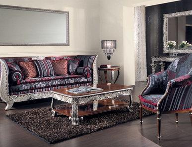Итальянская мягкая мебель Abu фабрики CEPPI