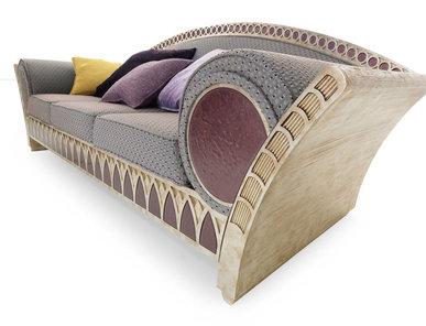 Итальянская мягкая мебель S243 фабрики ELLEDUE