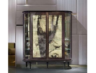 Итальянская витрина 3-х дверная Ulysse фабрики ELLEDUE