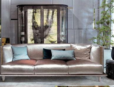 Итальянская мягкая мебель Ulysse фабрики ELLEDUE