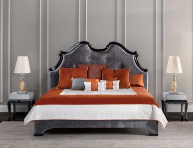 Итальянская кровать Thais B410 фабрики ELLEDUE
