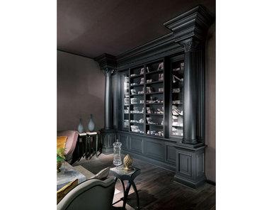 Итальянский книжный шкаф Fidia фабрики ELLEDUE