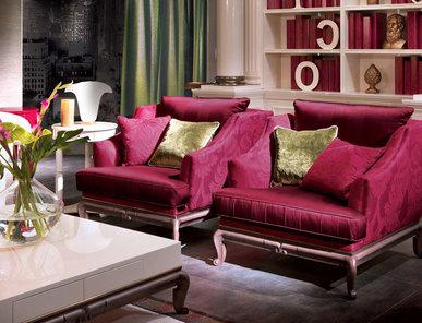 Итальянское кресло Thais S 411 фабрики ELLEDUE