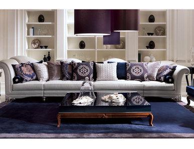 Итальянская мягкая мебель Doge фабрики ELLEDUE