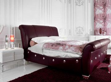 Итальянская кровать Aurum фабрики ELLEDUE
