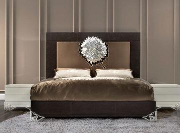 Итальянская кровать B 301 фабрики ELLEDUE