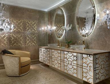 Итальянская мебель для ванных Decor фабрики ELLEDUE