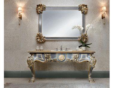 Итальянская мебель для ванных Zelio фабрики ELLEDUE