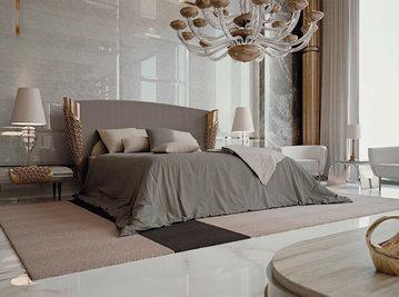 Итальянская спальня Luxury Project фабрики ELLEDUE Композиция 01