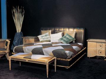 Итальянская кровать Rokko фабрики ELLEDUE