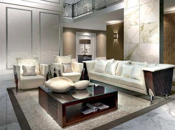 Итальянская мягкая мебель Saraya фабрики ELLEDUE Композиция 01