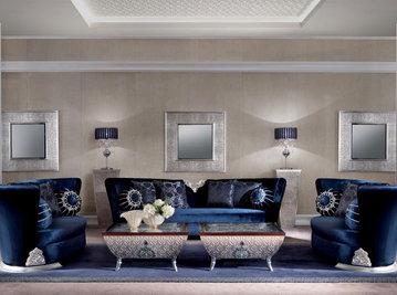 Итальянская мягкая мебель Saraya фабрики ELLEDUE Композиция 04
