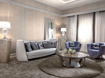 Итальянская мягкая мебель Saraya фабрики ELLEDUE Композиция 05