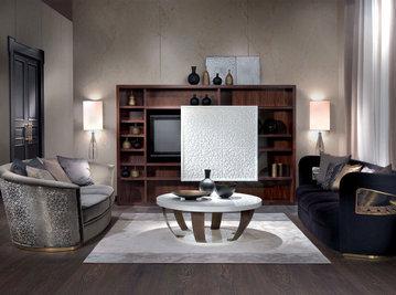 Итальянская мягкая мебель Saraya фабрики ELLEDUE Композиция 07